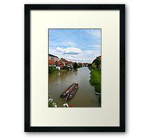 Bamberg Framed Print