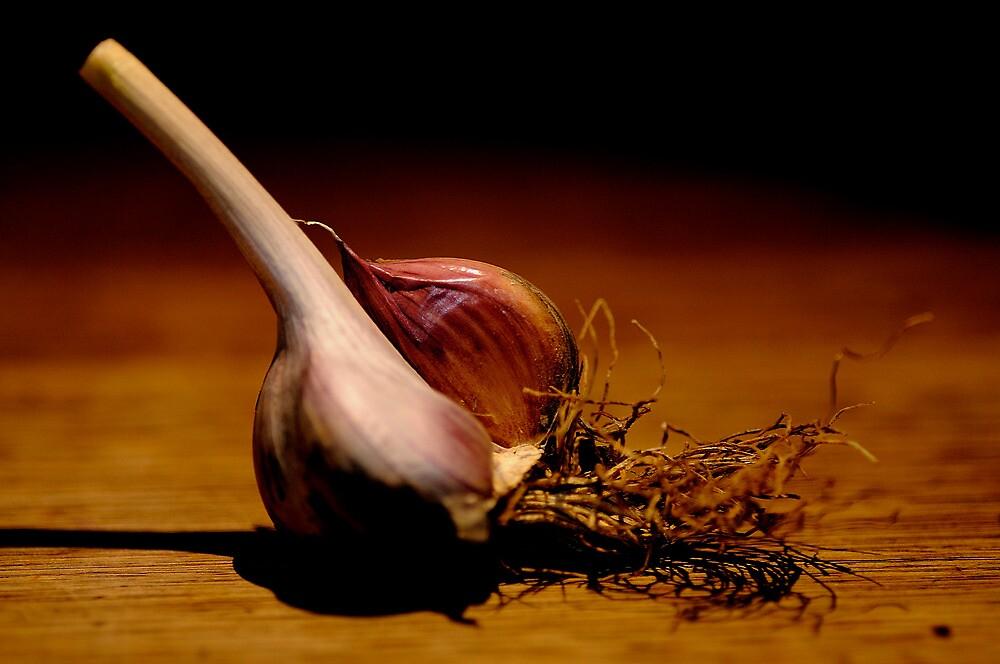 Garlic by Bernie Rosser