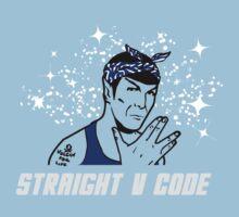 Gangsta Spock by TragicHero