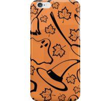 halloween pattern iPhone Case/Skin
