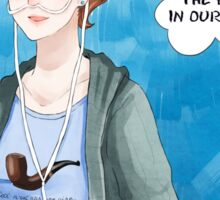 Hazel Grace - TFIOS Sticker