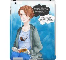 Hazel Grace - TFIOS iPad Case/Skin