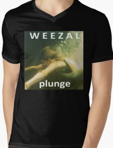 band: WEEZAL ep:PLUNGE Mens V-Neck T-Shirt