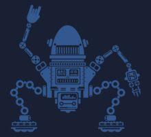 Robotix Experiment by DarkChoocoolat
