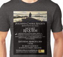 Mozart Requiem (March 2014) Unisex T-Shirt