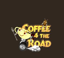 Coffee 4 the road from valxart.com  Unisex T-Shirt