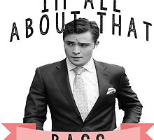 I'm All about that Bass - Gossip Girl by RileyElizabeth9