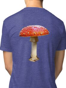 Fly agaric Tri-blend T-Shirt