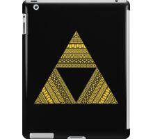 Aztec triforce iPad Case/Skin