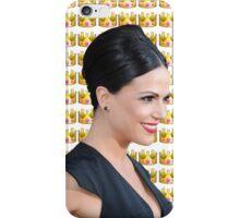 Queen Lana Parrilla iPhone Case/Skin