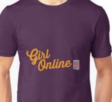 Zoella Girl Online logo and book  Unisex T-Shirt