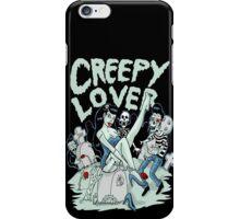 Creepy lover iPhone Case/Skin