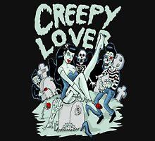 Creepy lover Unisex T-Shirt