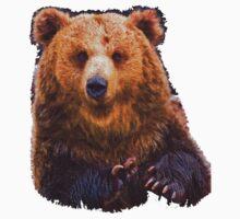 bear - hulk by Rostislav Bouda