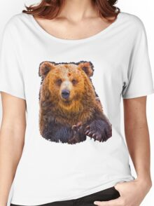 bear - hulk Women's Relaxed Fit T-Shirt