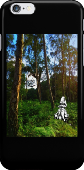 Where's Vivi? - Iphone Case by tribal191983