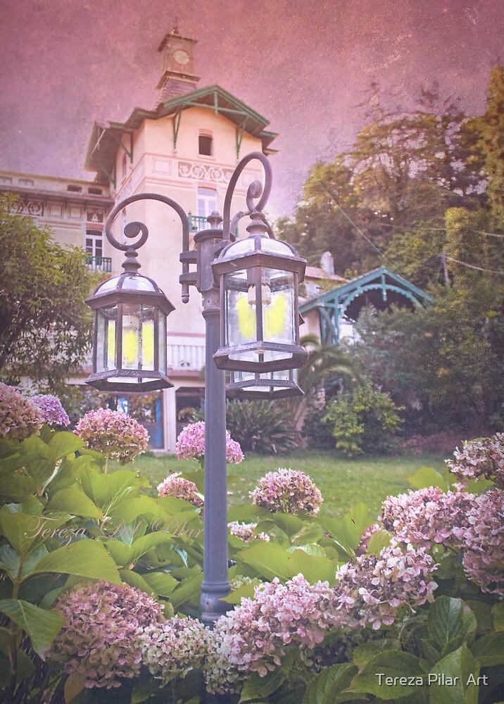 in the garden by terezadelpilar ~ art & architecture