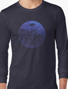 Mulder, It's Me Long Sleeve T-Shirt