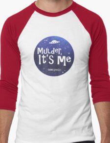 Mulder, It's Me Men's Baseball ¾ T-Shirt