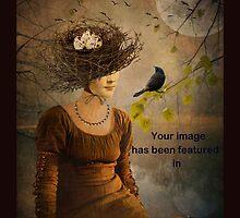 The Bird Watcher...a banner! by MarieG