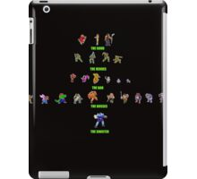 THE SINISTER iPad Case/Skin