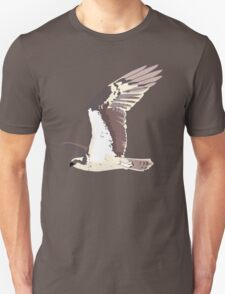 Osprey Bird Flying Unisex T-Shirt