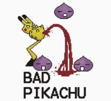 Bad Pikachu by Tom Marra