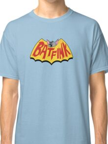"Batfink - ""My wings are like a shield of steel!"" Classic T-Shirt"