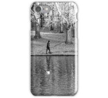 Lone Walker iPhone Case/Skin