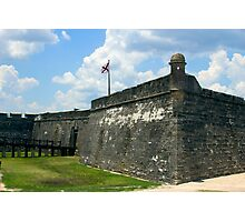 The Fort Photographic Print