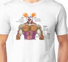 Muscles the Clown Unisex T-Shirt