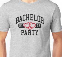 Bachelor Party 2013 Handcuffs Unisex T-Shirt