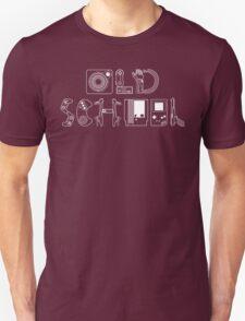Old School Gamer (White Type) T-Shirt
