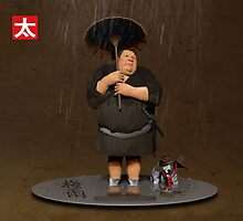 June: Rainy Season by Rotund-San