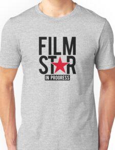 Film Star in Progress Unisex T-Shirt