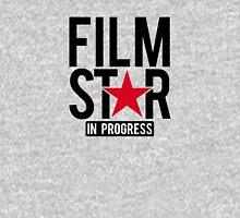 Film Star in Progress Womens Fitted T-Shirt