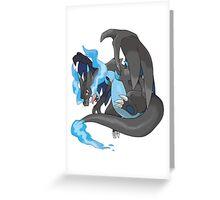 Charizard Mega Evolution X Greeting Card