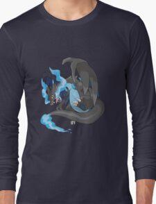 Charizard Mega Evolution X Long Sleeve T-Shirt