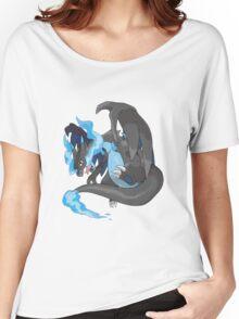 Charizard Mega Evolution X Women's Relaxed Fit T-Shirt