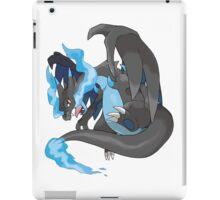 Charizard Mega Evolution X iPad Case/Skin