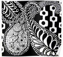 CEM-Black-White-001-Contemporary Ethnic Mix Poster