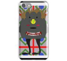 evil monster iPhone Case/Skin