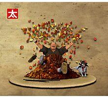 November: Autumn Photographic Print