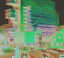 The Filing Cabinet Spinningfields Manchester by Gavin  Cleary