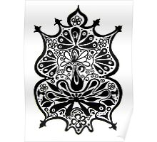 CEM-Black-White-009-Contemporary Ethnic Mix Poster