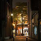 Christmas Street by Adam Lack