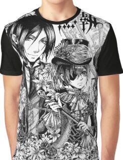Black Butler Graphic T-Shirt