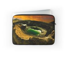 Dead Sea sink holes Laptop Sleeve