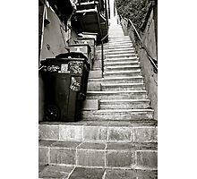 Stairs to heaven Photographic Print