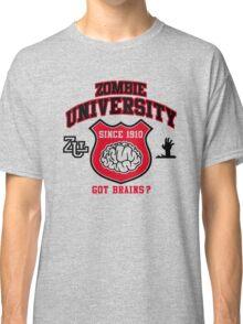 Zombie University Classic T-Shirt